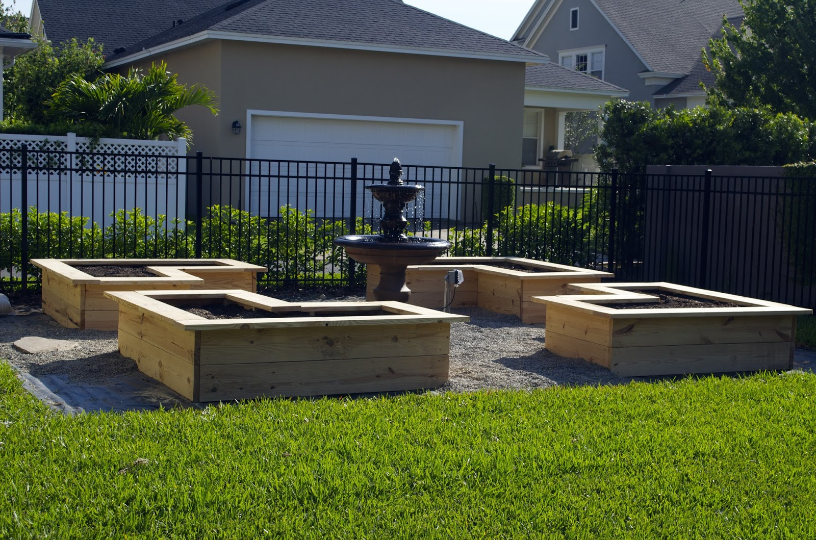 milkweed gardens our kitchen garden part ii. Black Bedroom Furniture Sets. Home Design Ideas