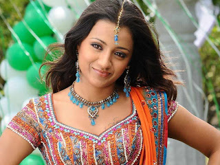 Tamil Actress Trisha Krishnan Hot Sexy Top 5 Photos