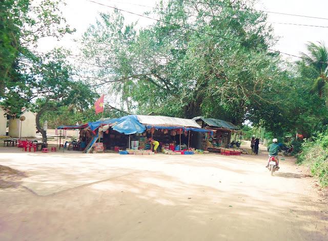 Cây đa đầu làng Lệ Uyên