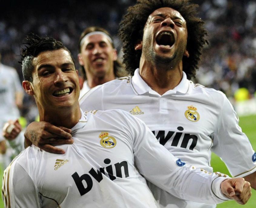 مشاهدة اهداف ريال مدريد وبايرن ميونخ 2/1 اون لاين يوتيوب بدون تحميل مباشرا