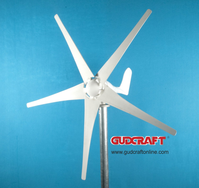 Going Green With Reuben Wind Turbines