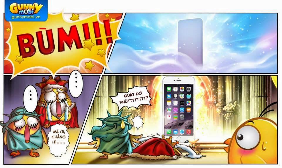 Gunny mobi truyền kỳ Chương 3: Chổi thần như ý phần 7