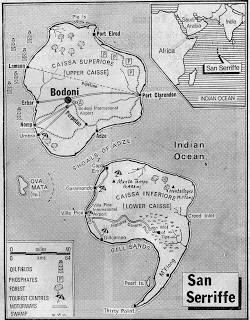 Tempat Liburan Indah di San Serriffe (1977)