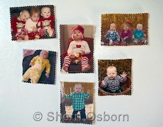 Photo Magnet Pattern