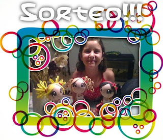 SORTEO EN SONIA MIS MANUALIDADES