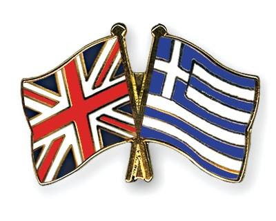 BRITS IN GREECE