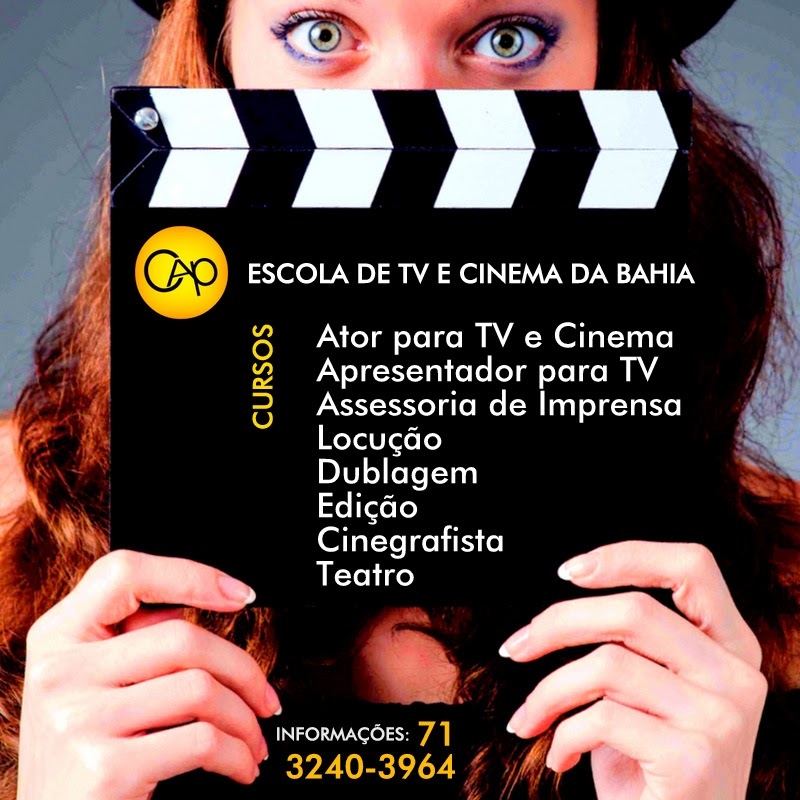 CAP - Escola de TV e Cinema da Bahia