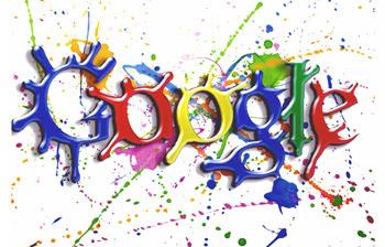 Google Doodle Splash