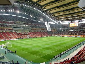 Copa do Mundo de Clubes da FIFA de 2012,Estádio de Toyota