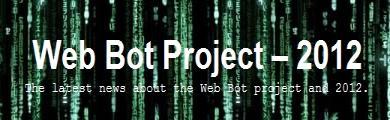 web bot project