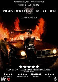 Ver online: Millennium 2: la chica que soñaba con un cerillo y un galon de gasolina (Flickan som lekte med elden / The Girl Who Played with Fire) 2009