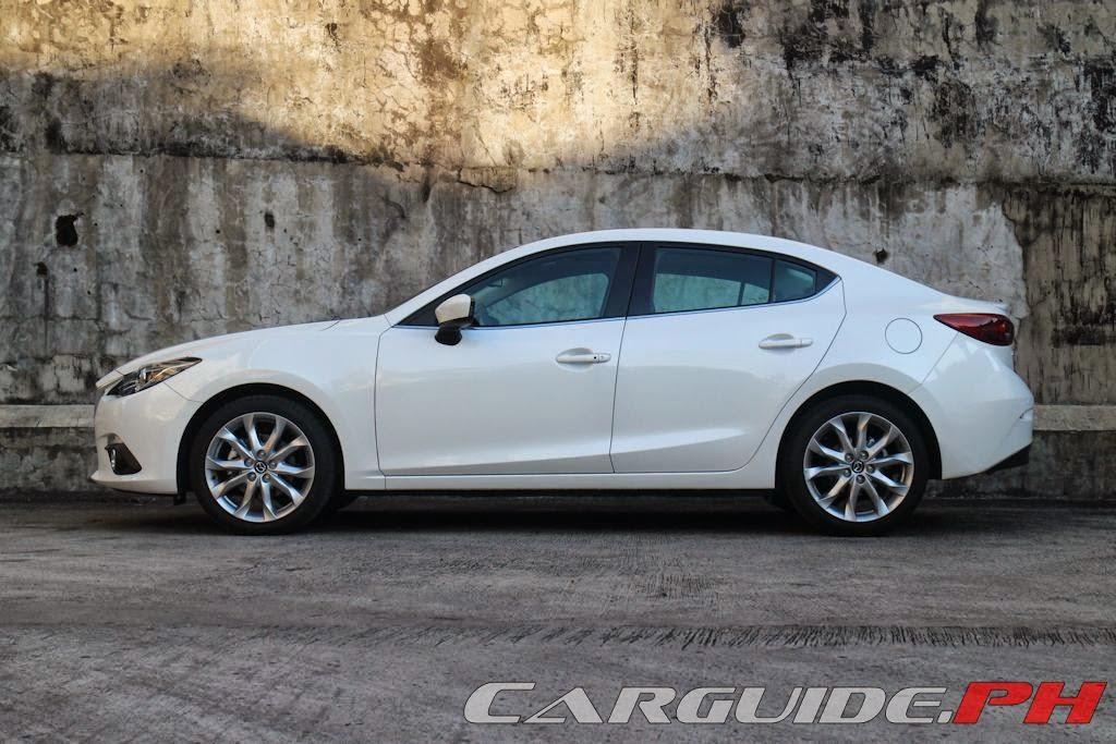 Review 2014 Mazda3 20 Skyactiv  CarGuidePH  Philippine Car