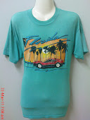 vtg florida hawaii  50/50