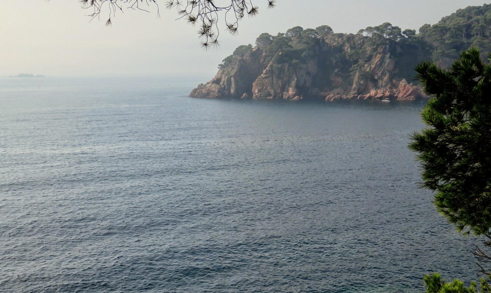 calella de palafrugell,  cami de ronda,  playa del castell, cap roig
