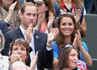 Prince William & Kate Middleton: Olympic Tennis Twosome » Gossip | Prince William | Kate Middleton