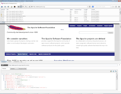 sandcat browser screenshot