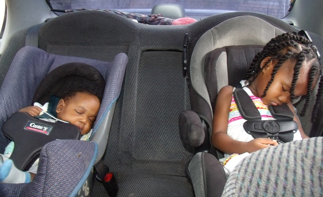 Jamaican Working Mom: Car Seat: To use or Not to use?