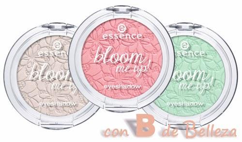 Colección Bloom me up Essence