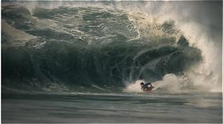 wipeout bodyboard copacabana rio bodybording