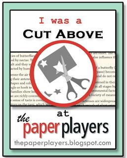 I'm a Cut Above!!