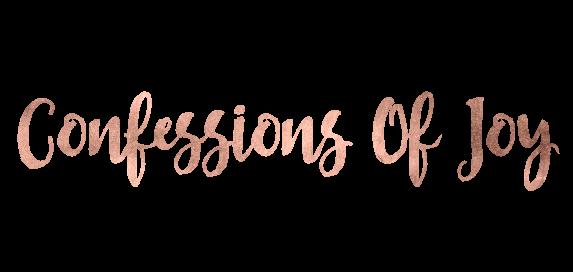 Confessions Of Joy