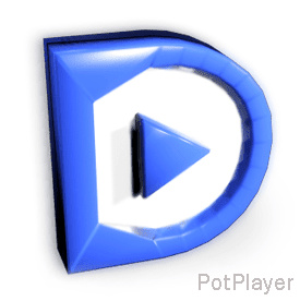 برنامج مشغل الفيديو والصوتيات Daum