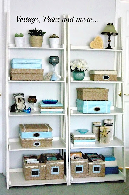 budget friendly diy box storage for organizing a craft room