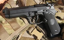Jual WE M9 Black