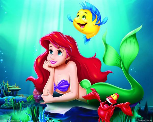 Ariel - Putri duyung