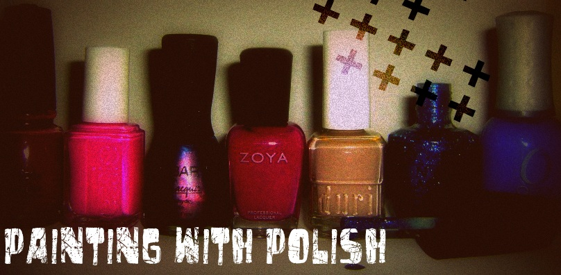 painting with polish