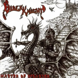Black Knight - Master of Disaster 1985 Canada