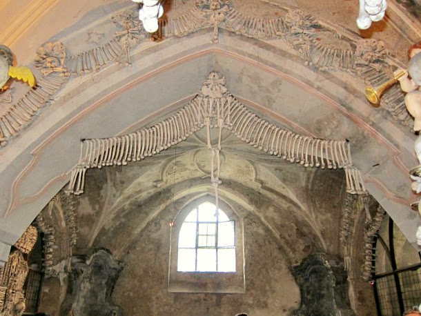 Bone Church i Kutna Hora