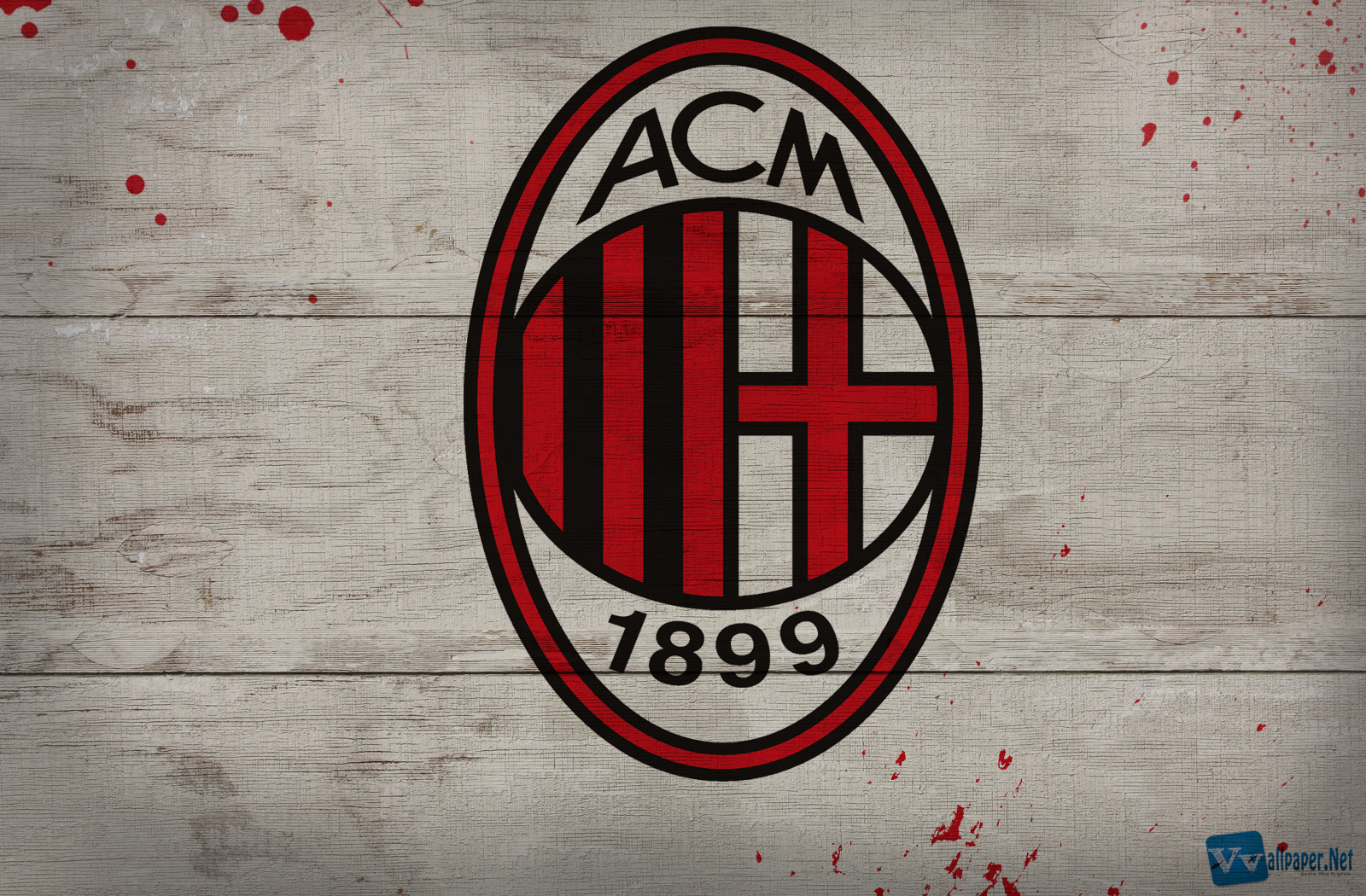 Hd wallpaper ac milan - Ac Milan Football Club Logo Design Hd Wallpaper