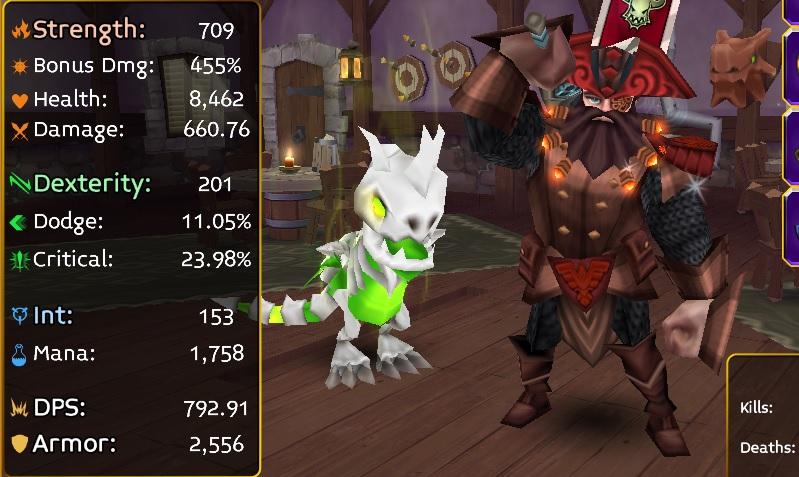 Best Skill Build For Rogue In Arcane Legends