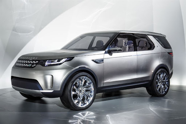 Discovery Vision Concept Land Rover