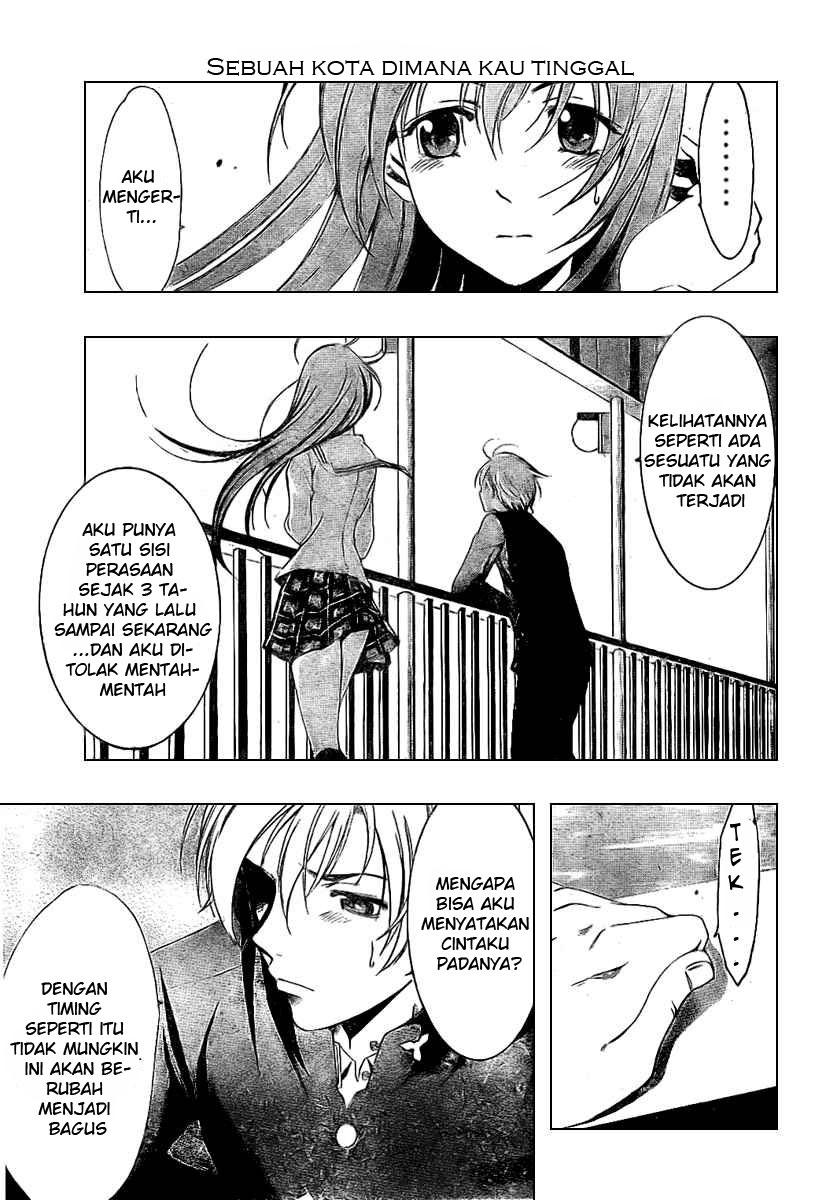 Komik kimi no iru machi 18 page 11