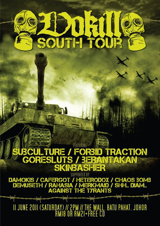 Event: Vokil South Tour