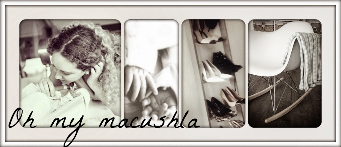 Oh my macushla