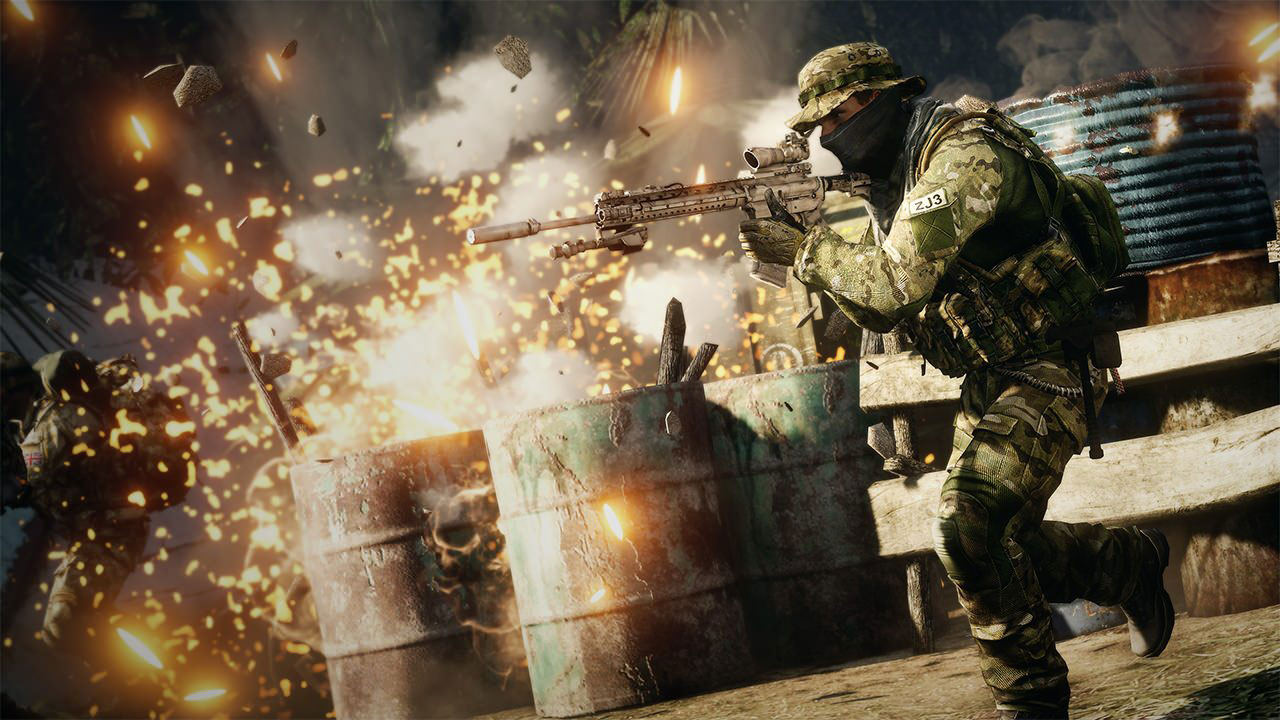 Medal of honor warfighter download full
