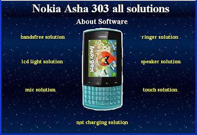 صور موبايل نوكيا اشا 303 - صور Nokia Asha 303