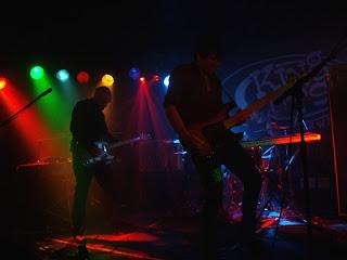 23.07.2012 Glasgow - King Tut's: The Unwinding Hours