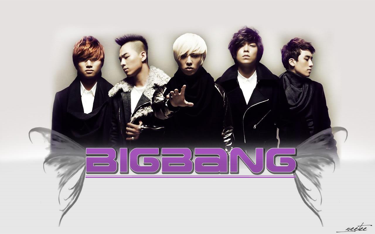 K Pop World Bigbang