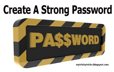 Tips to create a Good Password