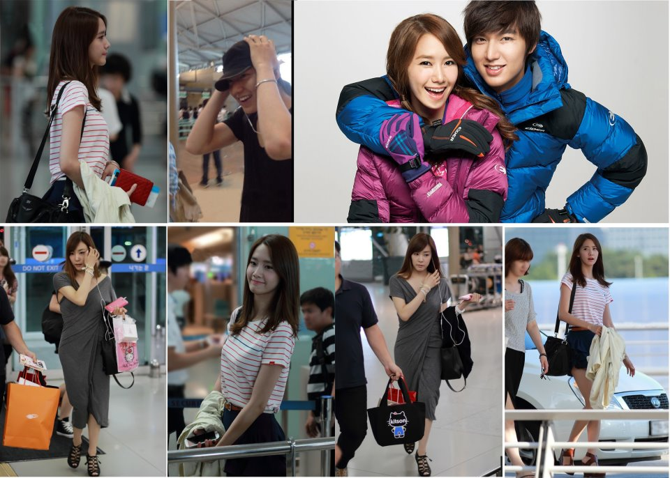 Danny snsd yoona and lee min ho dating teachers topless