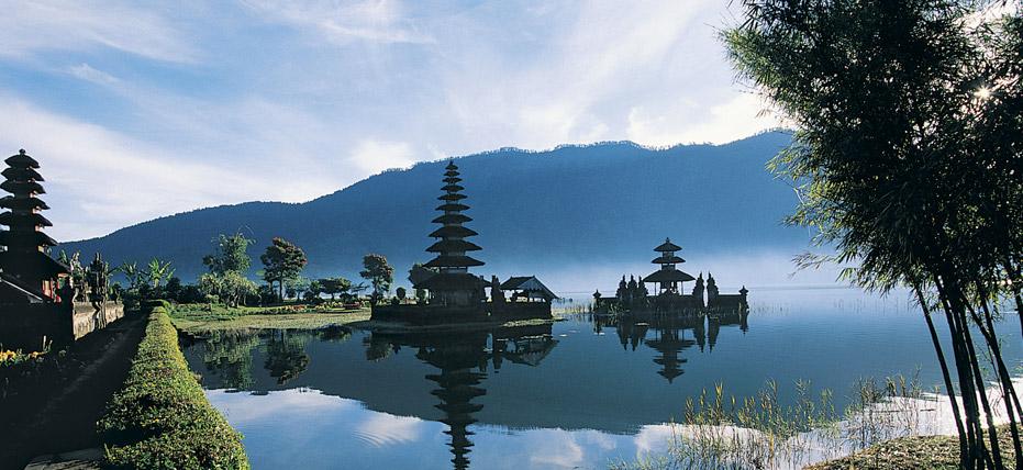 Berwisata ke Indonesia