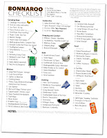 Small pic of the Checklist