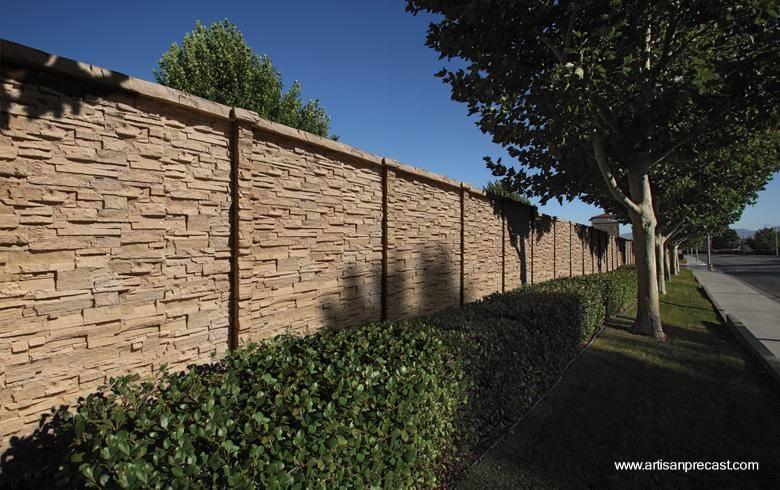 Arquitectura de casas muros exteriores y perimetrales de - Muros decorativos para exteriores ...