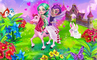 CastleVille My Fairy Valentine Quests Guide