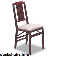 Simple Mission Stakmore Wood Folding Chairs