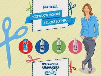 coupon campione Latti Funzionali Parmalat